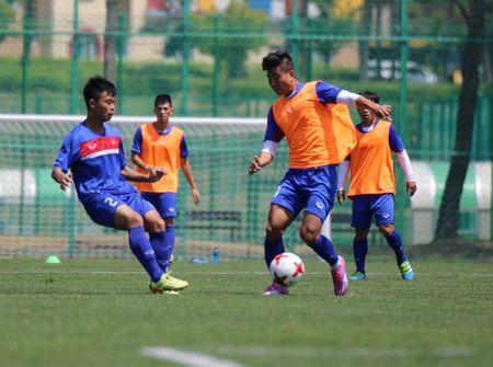 U20 Viet Nam tap nhu len dong cho dau U20 New Zealand - Anh 6