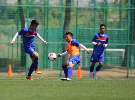 U20 Viet Nam tap nhu len dong cho dau U20 New Zealand - Anh 7