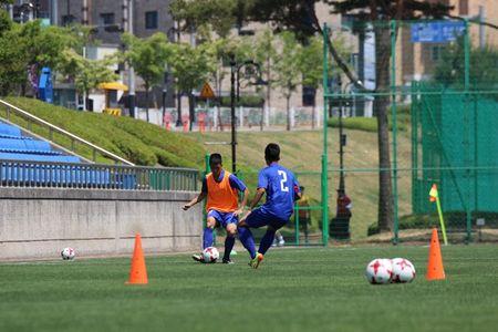U20 Viet Nam tap nhu len dong cho dau U20 New Zealand - Anh 8