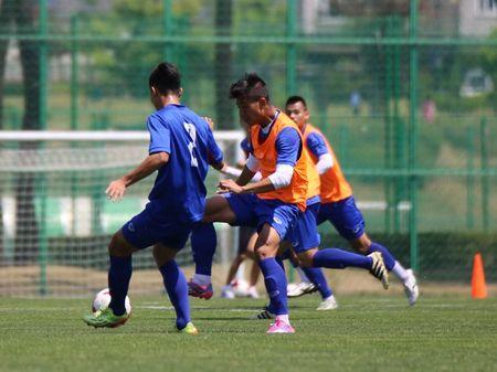 U20 Viet Nam tap nhu len dong cho dau U20 New Zealand - Anh 9