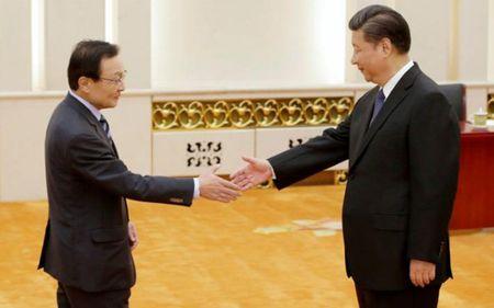 Trung Quoc san sang dua quan he voi Han Quoc 'tro lai dung huong' - Anh 1