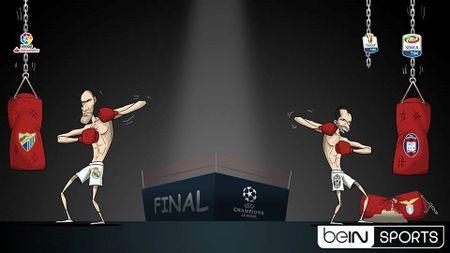 Biem hoa 24h: Real, Juventus luyen 'co' cho chung ket Champions League - Anh 3
