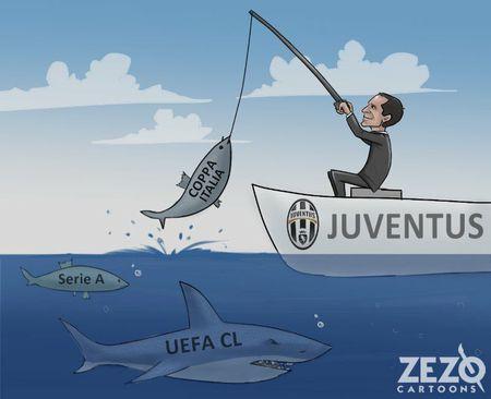 Biem hoa 24h: Real, Juventus luyen 'co' cho chung ket Champions League - Anh 4
