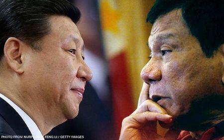 Philippines nhan ho tro cua Trung Quoc, ngung nhan vien tro tu EU - Anh 1