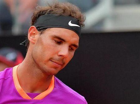 Dia chan o Rome Masters: Rafael Nadal thua soc Dominic Thiem - Anh 1