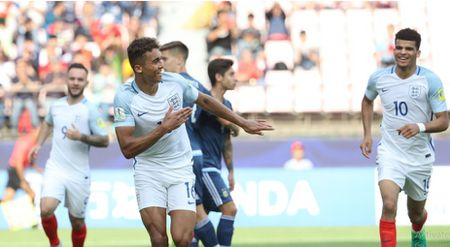 U20 Argentina tham bai truoc U20 Anh ngay trong ngay khai mac - Anh 2