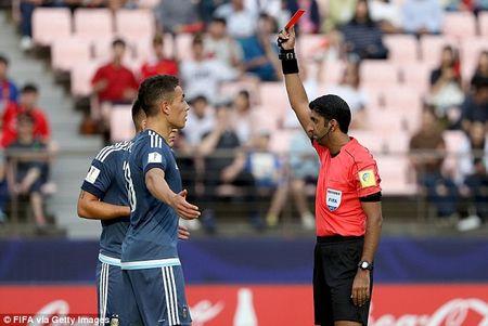 U20 Argentina tham bai truoc U20 Anh ngay trong ngay khai mac - Anh 3