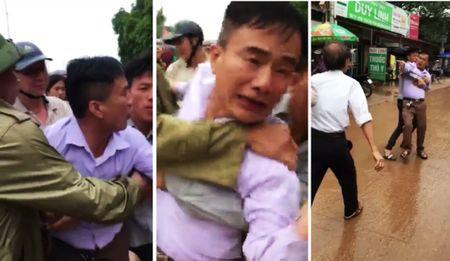 Thai Nguyen: Khoi to giam doc say xin gay tai nan, tat cong an - Anh 1