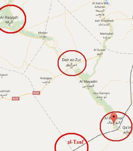 My tien quan vao Syria: Khung bo IS vach duong, chi loi? - Anh 2