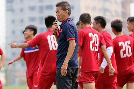 DIEM TIN SANG (20.5): He lo muc tieu moi cua U20 Viet Nam - Anh 1