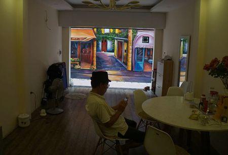 Tram tro truoc ve dep 'ngo 3D' o Ha Noi - Anh 10
