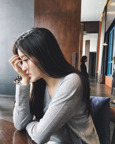 A hau Huyen My u buon nhung van dep 'rung roi' - Anh 13