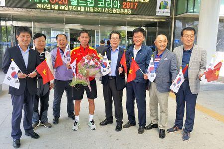 Diem tin sang bong da Viet Nam 20/5: U20 Viet Nam duoc quan tam dac biet tai Han Quoc - Anh 1