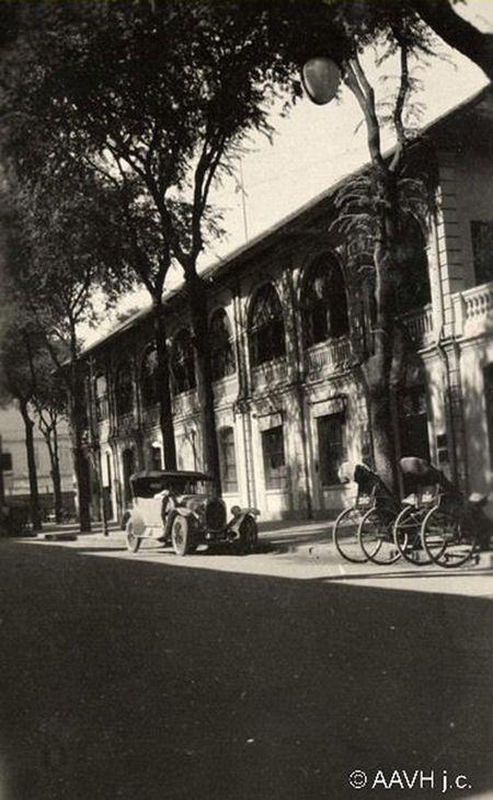 Loat anh hiem co ve Sai Gon nam 1925 cua nguoi Phap - Anh 2