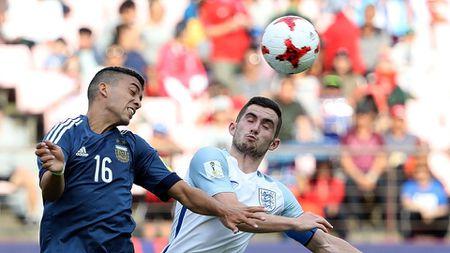 Truc tiep World Cup U20: U20 Argentina vs U20 Anh - Anh 1