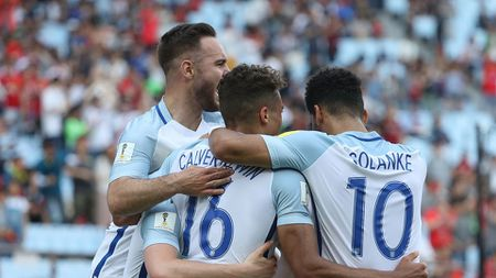 Truc tiep World Cup U20: U20 Argentina vs U20 Anh - Anh 2