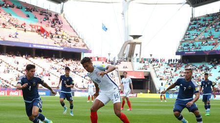 Truc tiep World Cup U20: U20 Argentina vs U20 Anh - Anh 4