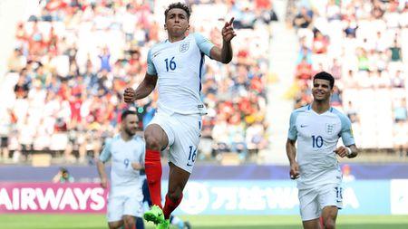 Truc tiep World Cup U20: U20 Argentina vs U20 Anh - Anh 5