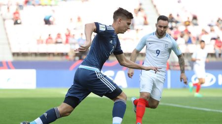 Truc tiep World Cup U20: U20 Argentina vs U20 Anh - Anh 6