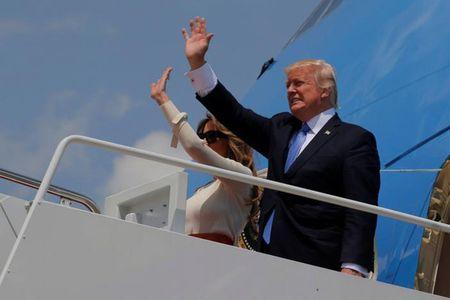 Thach thuc cho ong Trump o nuoc ngoai - Anh 2