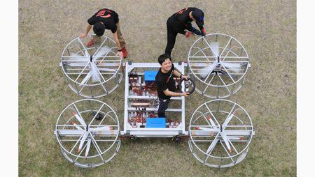 Xe bay cua Toyota danh cho Olympic 2020 - Anh 2