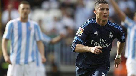 "Malaga la moi ngon cua Ronaldo: Liga trong ""tui"" Real - Anh 1"