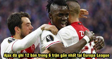MU coi chung: Ajax da dep chang kem Barca - Anh 2