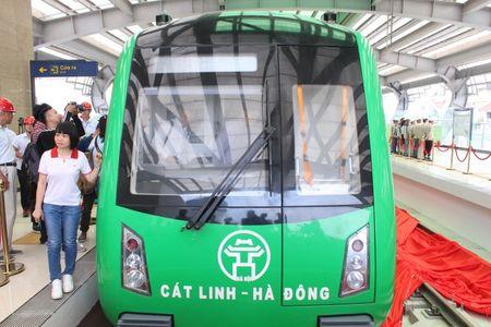 Toan bo thiet ke va huong dan su dung tau dien Cat Linh–Ha Dong - Anh 2