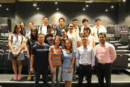 Chung ket TIS The Pitch 2017: San sang cho dinh cao - Anh 2