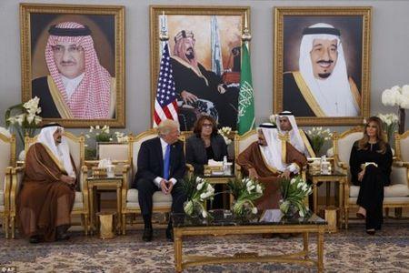 A Rap Saudi tiep don ong Trump khac han voi ong Obama - Anh 4