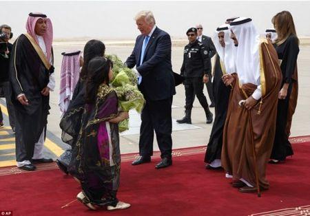 A Rap Saudi tiep don ong Trump khac han voi ong Obama - Anh 5
