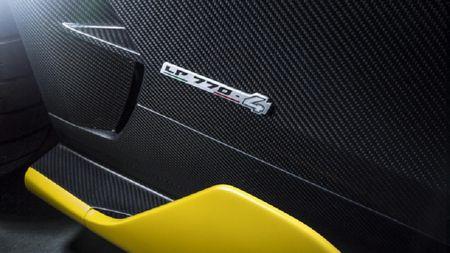 Chiec Lamborghini Centenario dau tien da co mat tai chau A - Anh 5