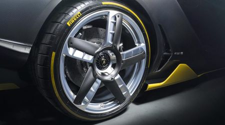 Chiec Lamborghini Centenario dau tien da co mat tai chau A - Anh 6