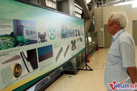 Nhieu bat tien o tuyen duong sat tren cao Cat Linh-Ha Dong - Anh 15