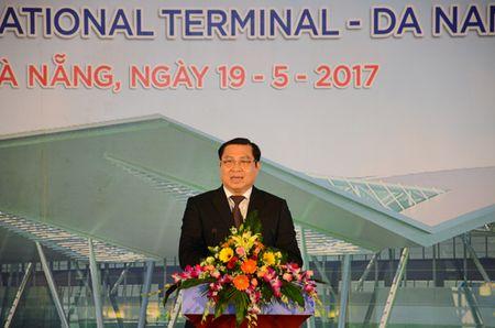 Nha ga hanh khach quoc te Da Nang chinh thuc duoc dua vao su dung - Anh 2