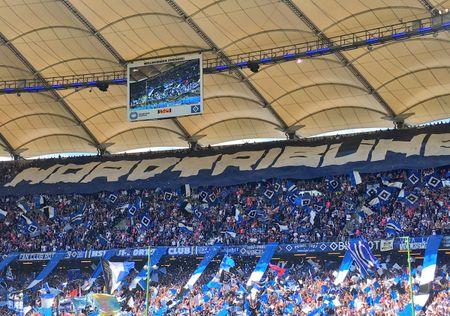 Loi nguoc dong ngoan muc, Hamburger SV la CLB hanh phuc nhat dem nay - Anh 1