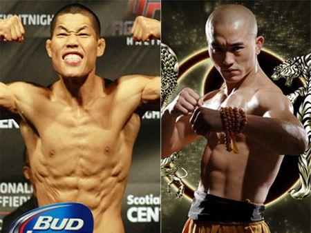 """Thach dau Tu Hieu Dong, """"De nhat Thieu Lam"""" bi gioi MMA khinh re - Anh 1"""