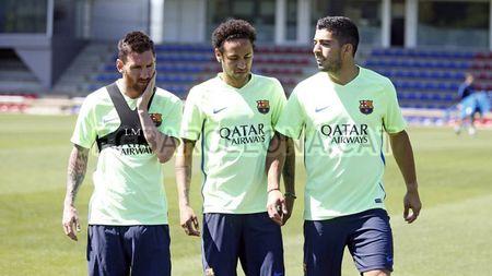 """La Liga """"ngay phan xu"""": Real vui het co, Barca u muu - Anh 10"""