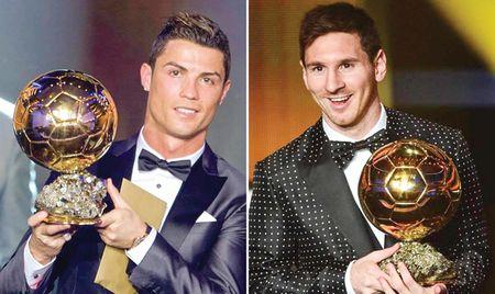 Ronaldo thua xa Messi ve tam anh huong den the gioi bong da - Anh 1