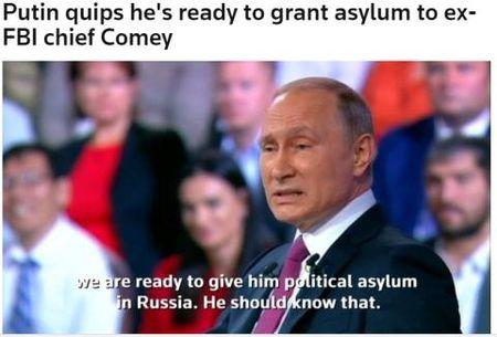 Ong Putin rong long: Sep FBI can ti nan hay sang Nga - Anh 2
