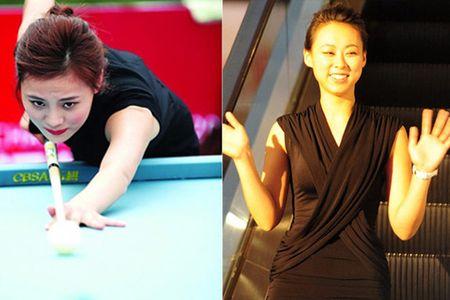 "Bi-a: My nhan Trung Quoc ha ""hoa khoi"" chiem ngoi bau - Anh 1"