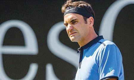 Federer nhan 'trai dang' ngay tai xuat - Anh 1