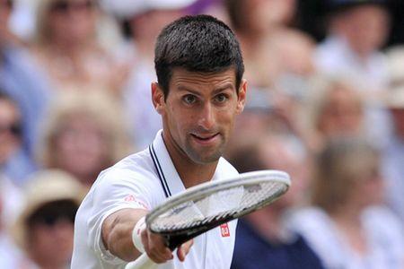 Tennis ngay 16/6: Djokovic pha le, du giai tien Wimbledon. Federer khong bat ngo khi thua trong ngay tai xuat - Anh 1
