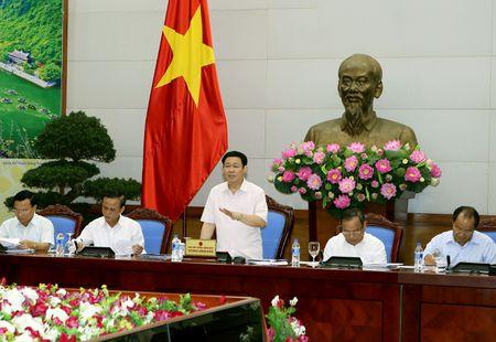 Pho Thu tuong Vuong Dinh Hue: Doanh nghiep can co che, chinh sach hon ho tro bang tien - Anh 1