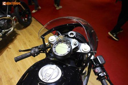 Tho Sai Gon bien Ducati Scrambler Sixty2 thanh 'thuoc doc' - Anh 5