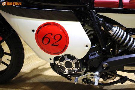 Tho Sai Gon bien Ducati Scrambler Sixty2 thanh 'thuoc doc' - Anh 6