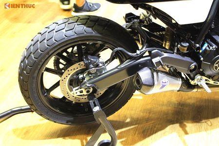 Tho Sai Gon bien Ducati Scrambler Sixty2 thanh 'thuoc doc' - Anh 7