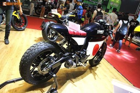 Tho Sai Gon bien Ducati Scrambler Sixty2 thanh 'thuoc doc' - Anh 9