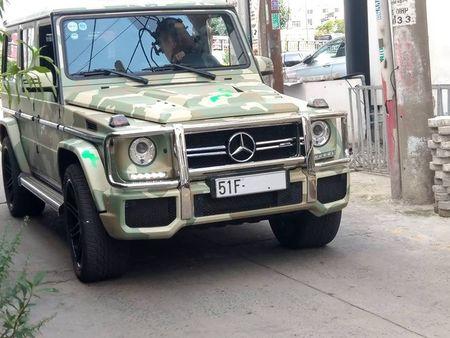 Dan choi Viet 'thay ao' cho Mercedes-Benz G63 hon 10 ty - Anh 1