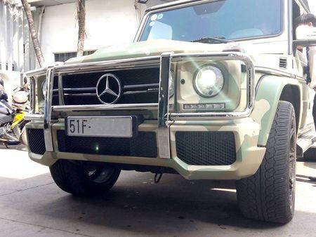 Dan choi Viet 'thay ao' cho Mercedes-Benz G63 hon 10 ty - Anh 6